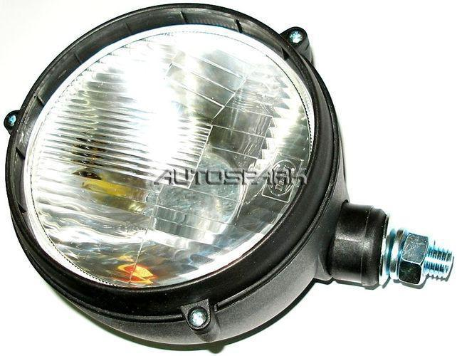 Tractor With Headlights : Hl dasteri tractor headlight mm