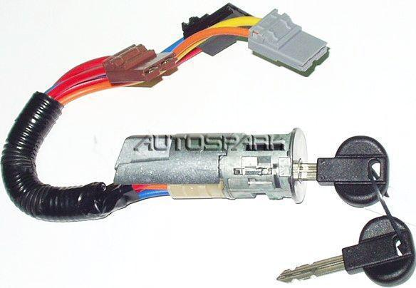 252402 Valeo Ignition Switch Citroen Peugeot Fiat