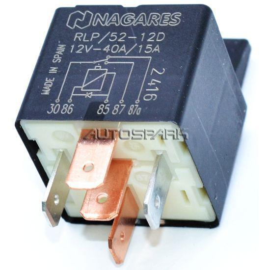Rlp52 12d nagares relay 12v 5 pins 4015a changeover with diode rlp52 12d nagares relay 12v 5 pins 4015a changeover with diode asfbconference2016 Choice Image