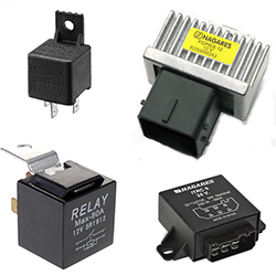 Relays & Flashers